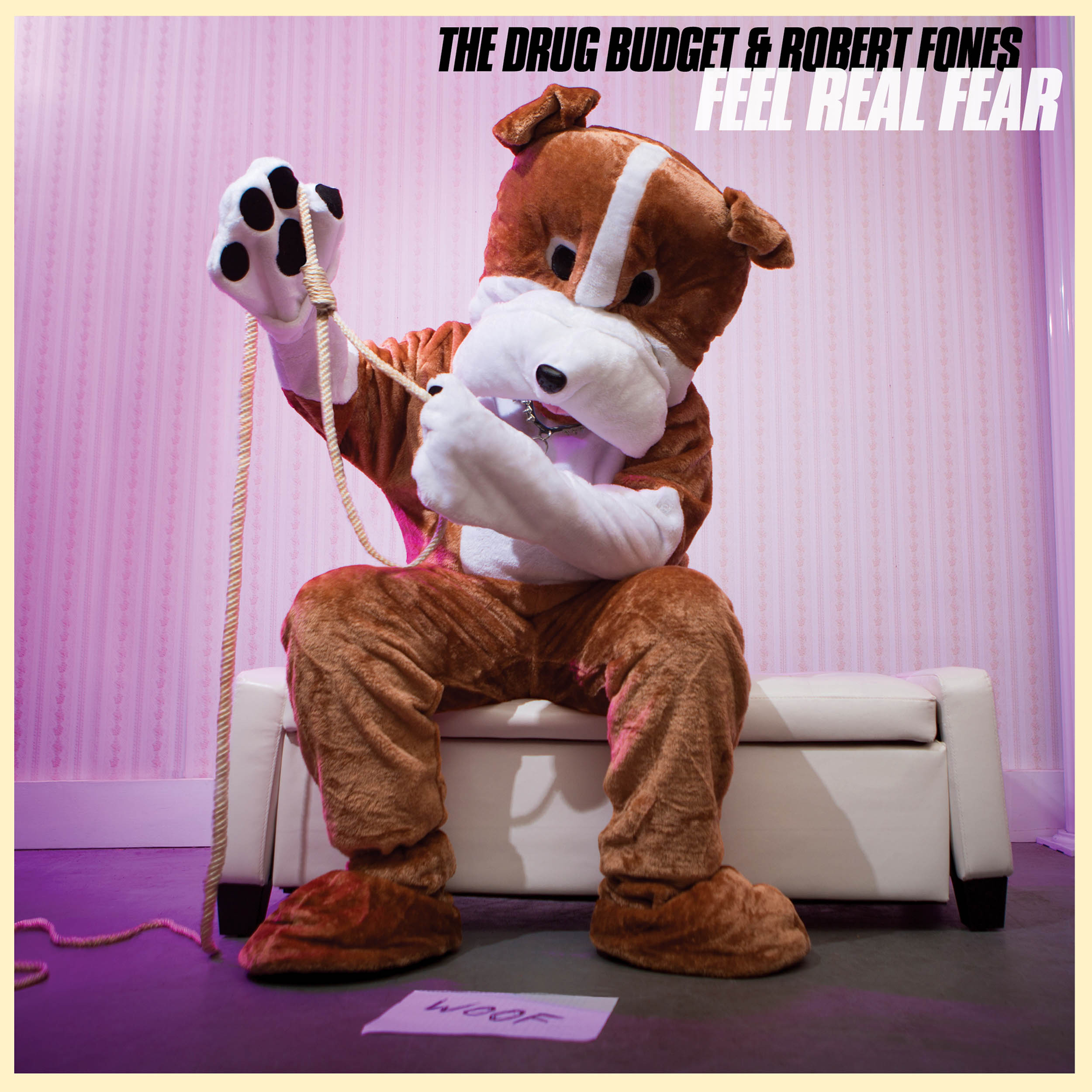 COMEDY NEWS: Split Release from The Drug Budget & Robert Fones Out Now on Stand Up! Records!
