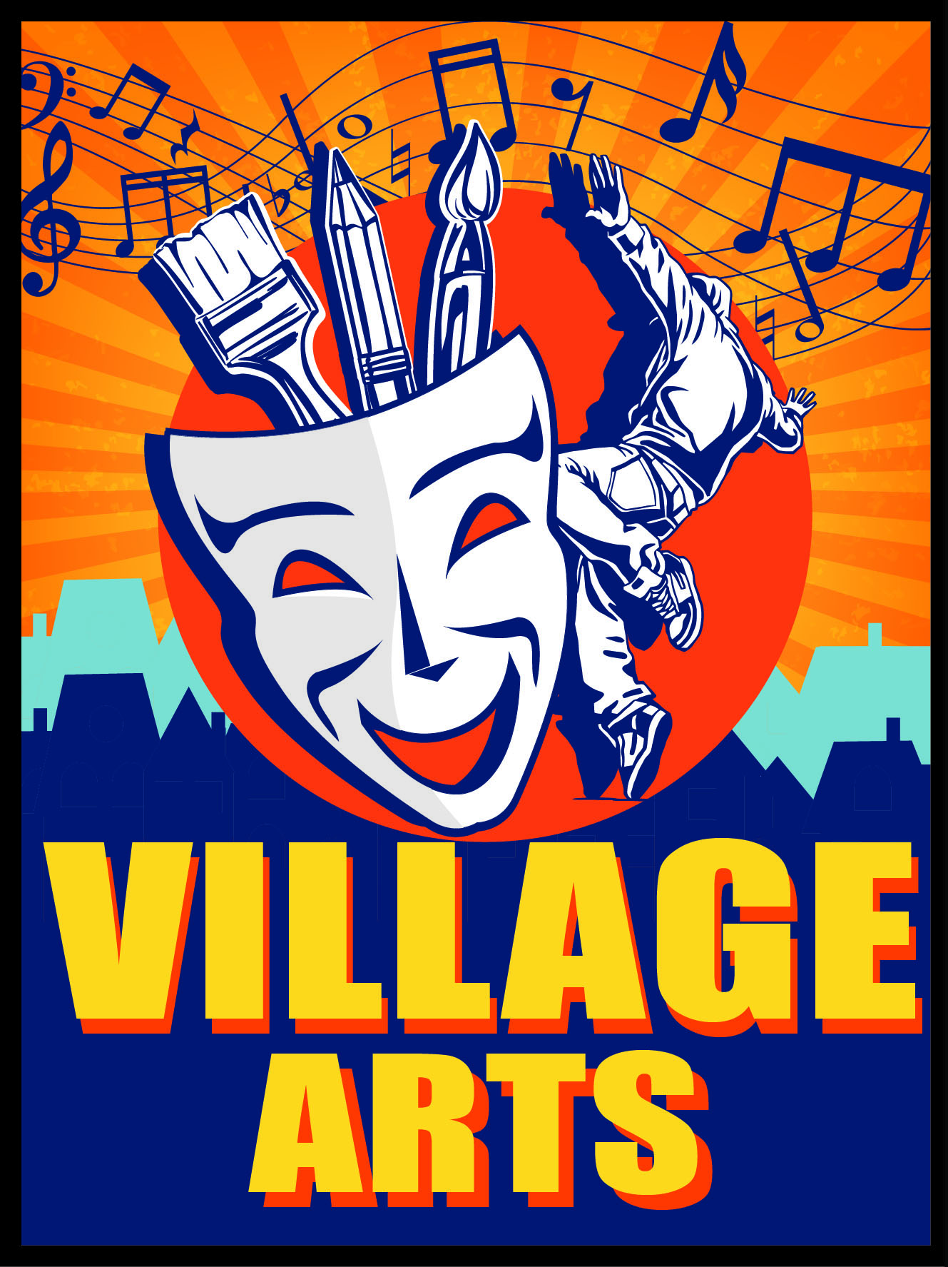LA NEWS: Village Arts Fall Semester Registration Open Now in LA for On and Offline Programs