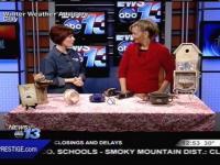 How To Make a Tea Cup Bird Feeder
