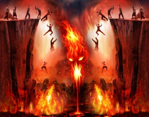 Muhammad terrified people with visions of sadistic torture in hell. His gruesome depictions of torture in hell made it into Christianity via Dante in his Inferno.