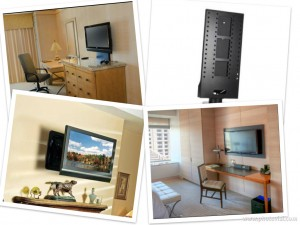 Hospitality TV Mounts