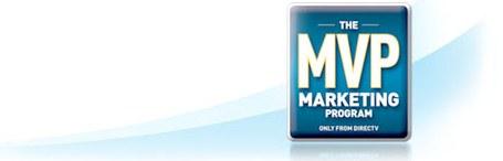 DIRECTV MVP Marketing Program