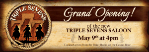 Triple Sevens Saloon