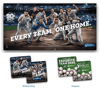 MLB EXTRA Innings Marketing Kit for Bars and REstaurants from DIRECTV - Its All About Satellites - TV for Bars and Restaurants, DIRECTV for Bars and Restaurants