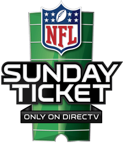 NFL SUNDAY TICKET Only on DIRECTV