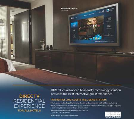 DIRECTV Residential Experience DRE for All Hotels SM