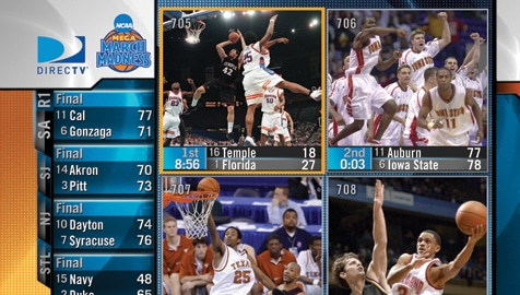 NCAA March Madness Returns To DIRECTV On March 15th