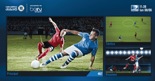 Get Enhanced Coverage of Copa Americana ONLY on DIRECTV and BeIn Sports