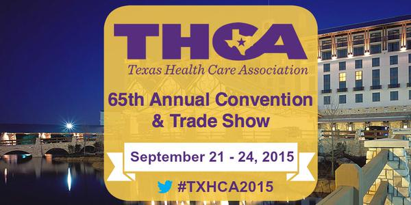 Join Us at the THCA 65th Annual Convention & Trade Show