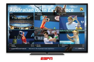 Australian Open Experience Exclusively on DIRECTV Tennis