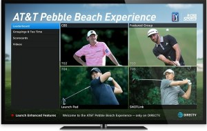 Exclusive Golf Coverage on DIRECTV - The Mix Channel
