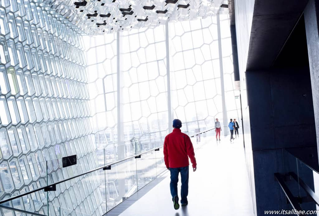 Exploring Harpa Reykjavik Concert Hall | A Must See For Photographers