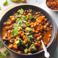 Healthy Vegan Chili