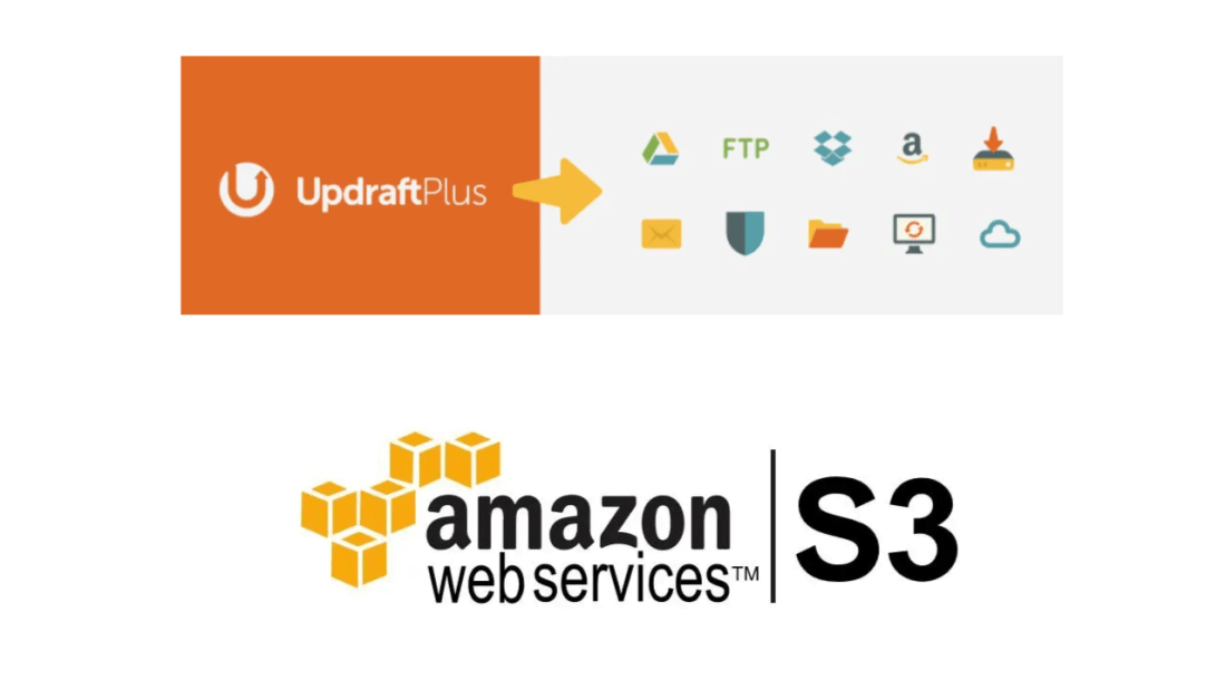 WordPress site backup to AWS S3
