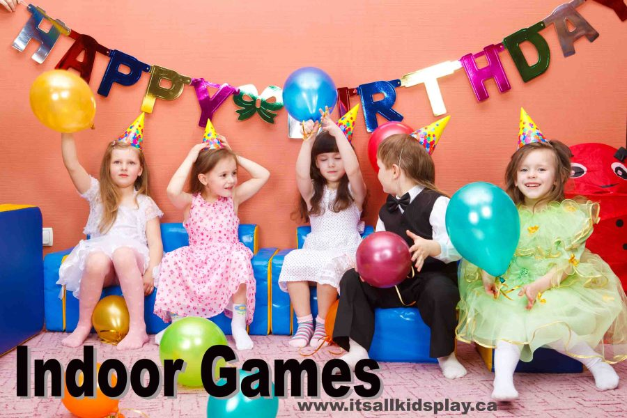 Indoor Games     It s All Kid s Play birthday party and indoor kids games