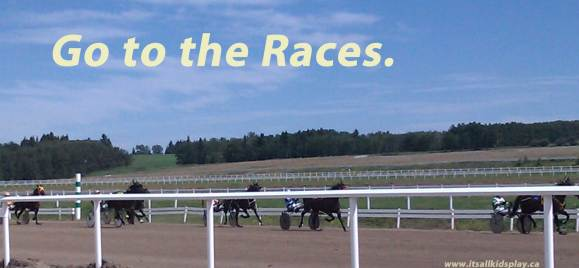 Horse Races--Go to the races