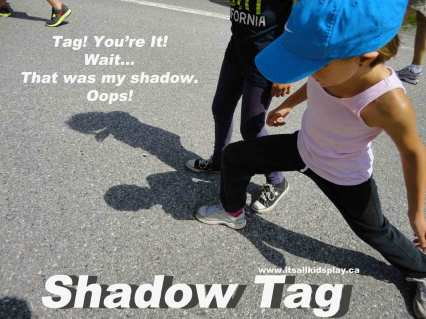 How to play shadow tag