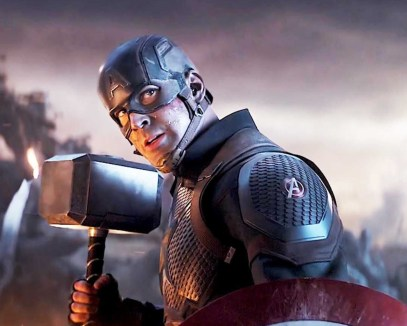 """Chris Evans says it would be too """"risky"""" to return as Captain America"""