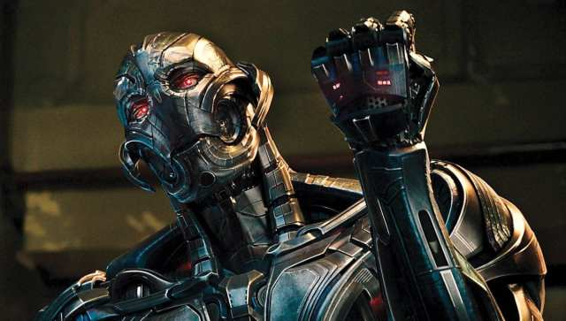 Shot of Ultron