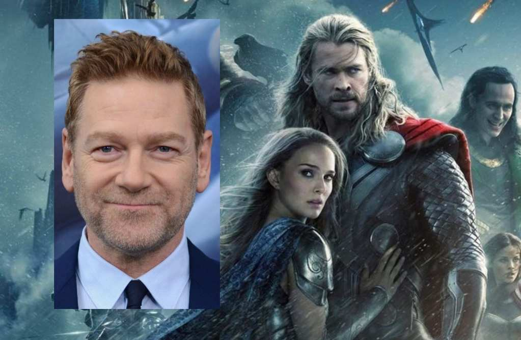 Thor director Kenneth Branagh reveals why he did not return for the sequel