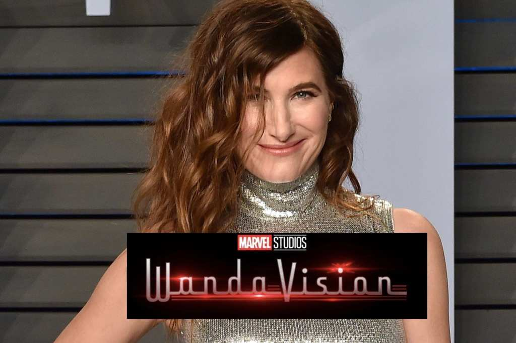 Kathryn Hahn says she will be part of WandaVision reshoots next month