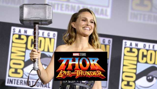 Natalie Portman says Thor: Love and Thunder is expected to begin filming in early 2021