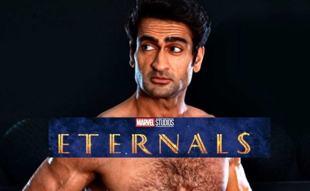 Kumail Nanjiani says Eternals will be worth the wait