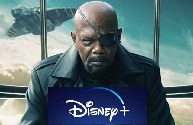 Samuel L. Jackson to return as Nick Fury in a new series for Disney+