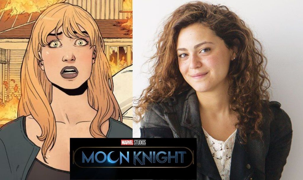 """Moon Knight casts May Calamawy in a """"key role"""""""
