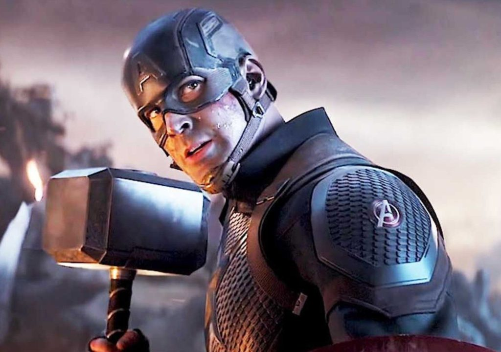 Chris Evans is in talks to return to the MCU as Captain America