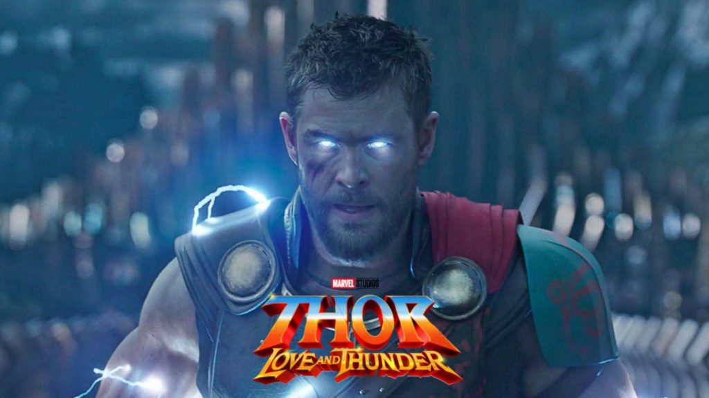 Chris Hemsworth says Thor: Love and Thunder begins filming this week