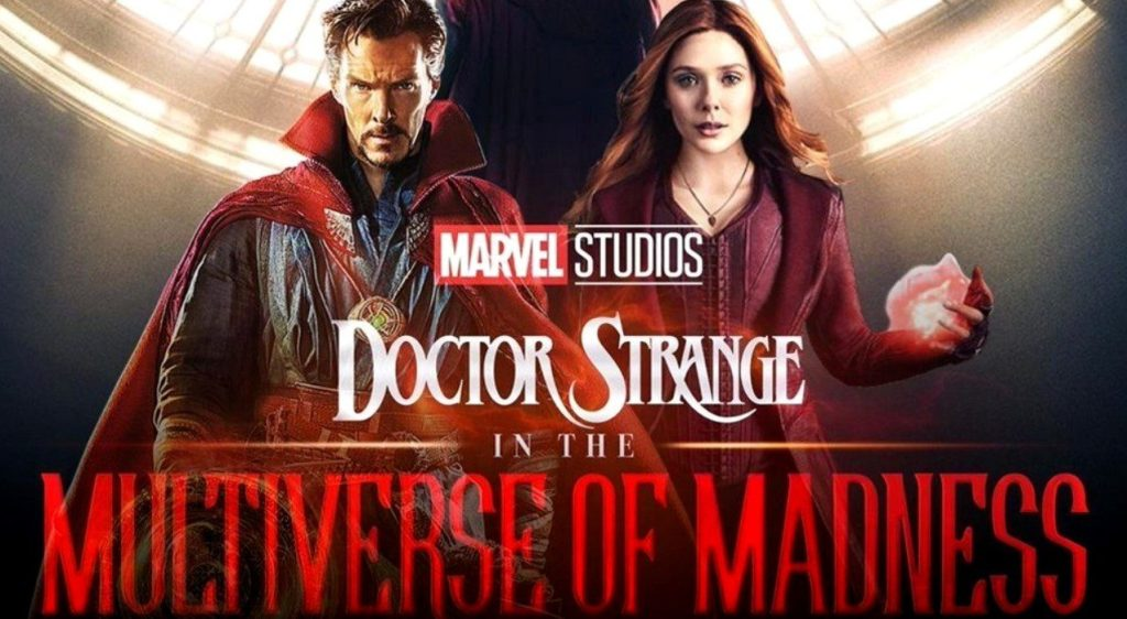 Kevin Feige announces Doctor Strange 2 will wrap production this week