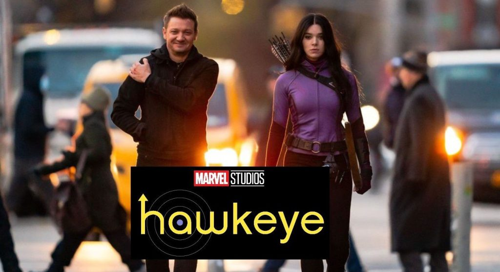 Jeremy Renner announces that he's finished filming for the Hawkeye series