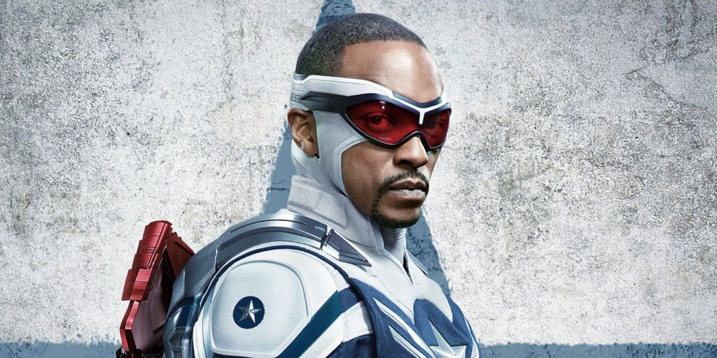 Anthony Mackie responds to reports that a Captain America 4 film is in the works