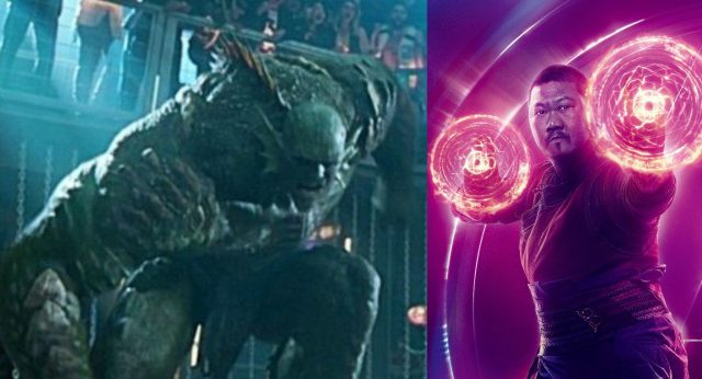 Marvel Studios boss Kevin Feige confirms that was the Abomination fighting Wong in the Shang-Chi trailer