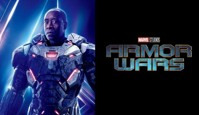 """Don Cheadle says Armor Wars is expected to start filming """"sometime next year"""""""
