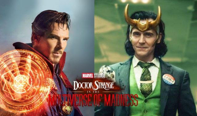 Tom Hiddleston's Loki will appear in Doctor Strange in the Multiverse of Madness