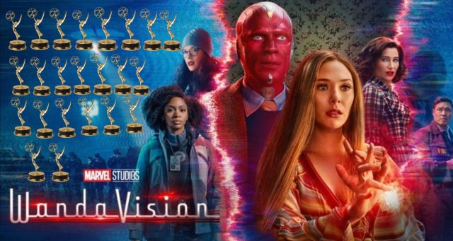 WandaVision nominated for 23 Emmys, including Best Actor and Actress