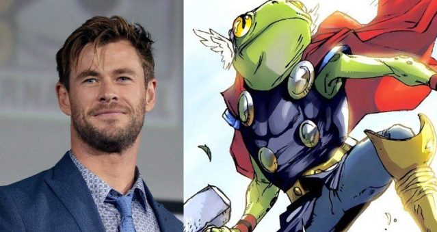 Loki Director reveals that Chris Hemsworth provided the voice of Throg in the latest episode