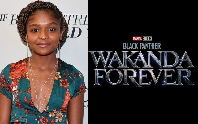 Dominique Thorne's Ironheart will make her MCU debut in Black Panther: Wakanda Forever