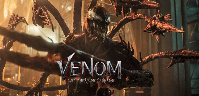 Sony drops second Venom: Let There Be Carnage trailer