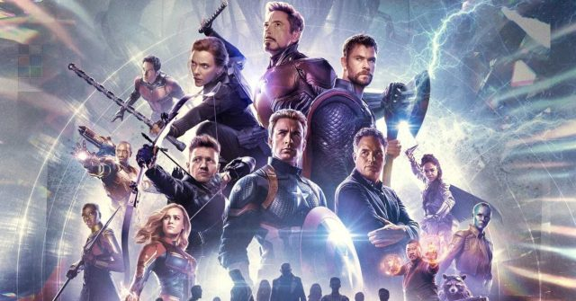 Marvel Studios adds four untitled films to its release slate