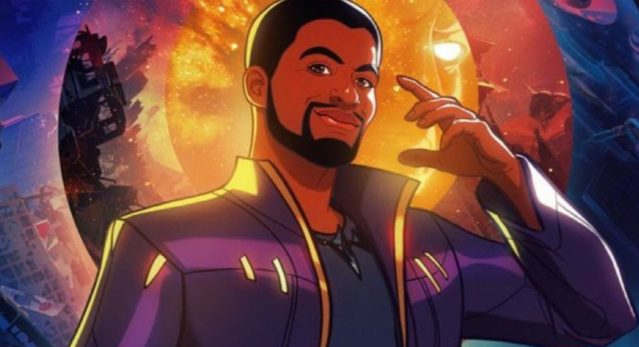 What If…? director says there were plans for a Star-Lord T'Challa spinoff show