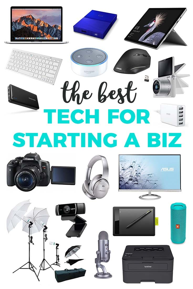 The Best Tech For Starting a Biz