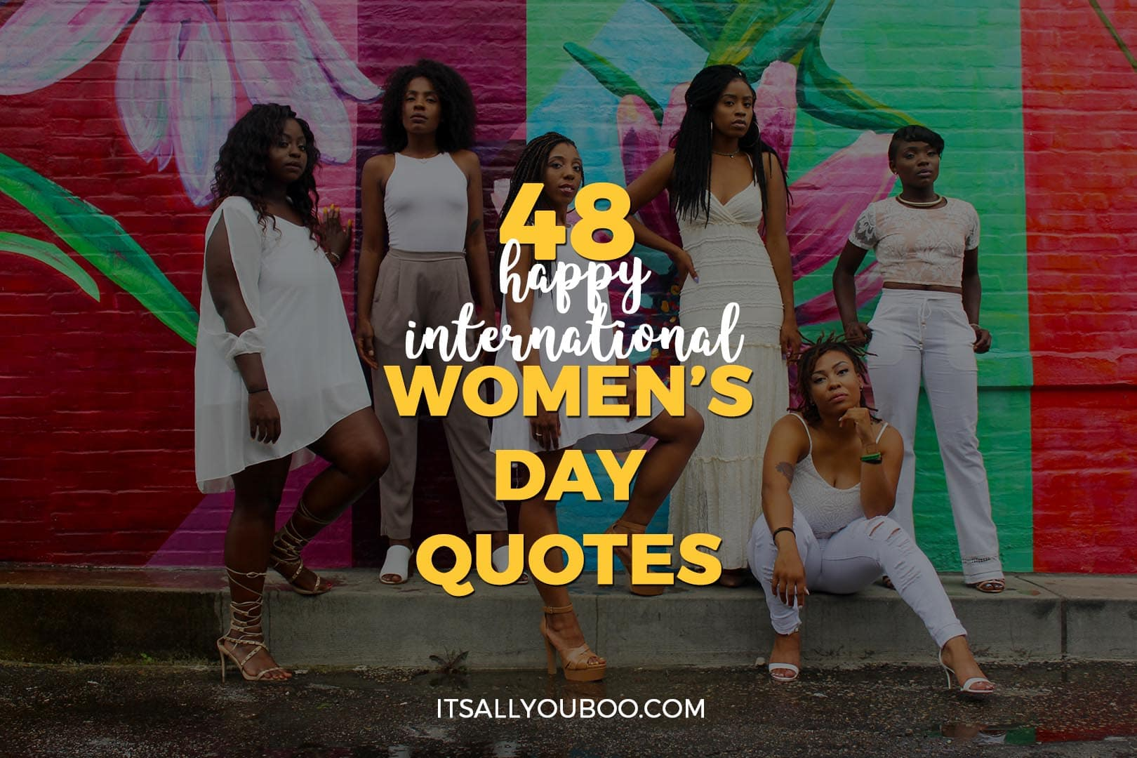 48 Happy International Women S Day Quotes