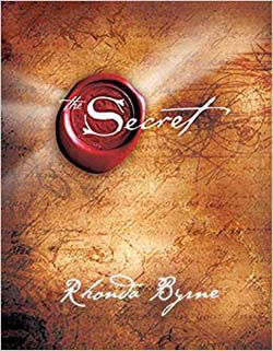 best personal development books of all time - The Secret by Rhonda Byrnes