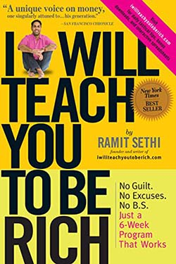 I Will Teach You To Be Rich by Ramit Sehti