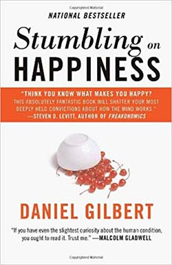 Stumbling on Happiness by Daniel Gilbert-best personal growth books