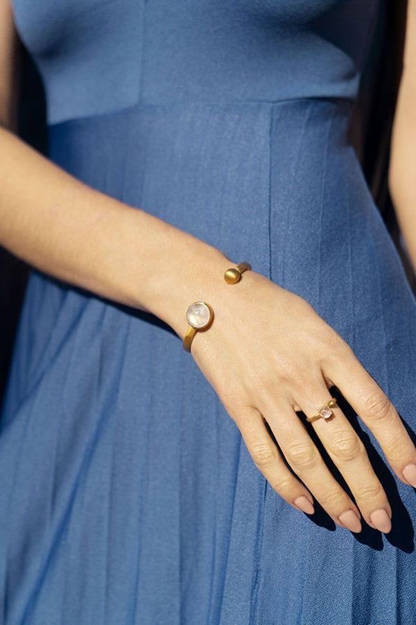 Cat Janiga Jewelry Bracelet and Ring