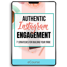 Authentic Instagram Engagement (eCourse)